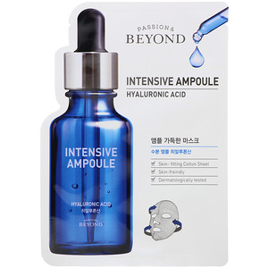 Beyond, Intensive Ampoule, Hyaluronic Acid Mask, 1 Sheet, 0.74 fl oz (22 ml) отзывы