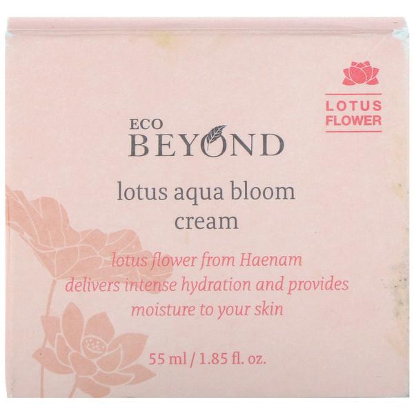 Beyond, Lotus Aqua Bloom Cream, 1.85 fl oz (55 ml)