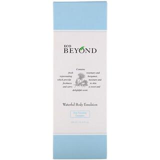 Beyond, Waterful Body Emulsion, 10.14 fl oz (300 ml)