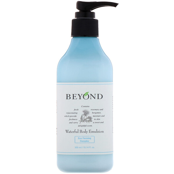 Beyond, Waterful Body Emulsion, 10.14 fl oz (300 ml)