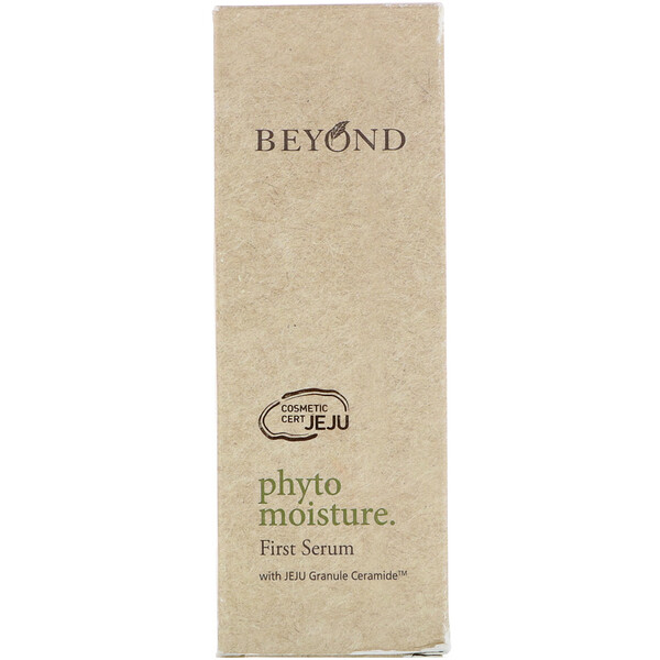 Beyond, Phyto Moisture, First Serum, 6.09 fl oz (180 ml)