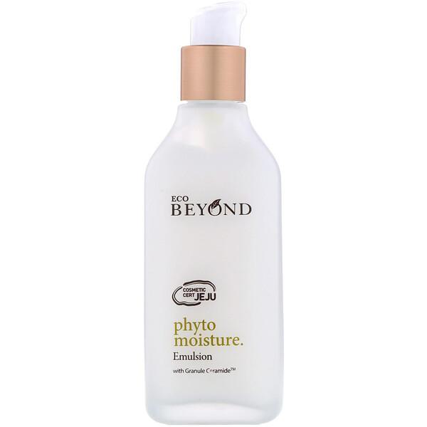 Beyond, フィトモイスチャ、エマルジョン、4.4 fl oz (130 ml)