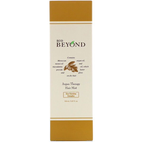 Beyond, Argan Therapy Hair Mist, 5.07 fl oz (150 ml)