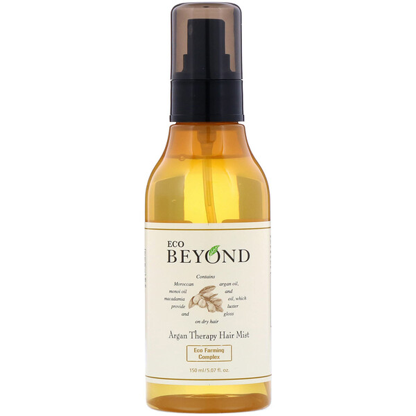 Beyond, Argan Therapy Hair Mist, 5.07 fl oz (150 ml) (Discontinued Item)