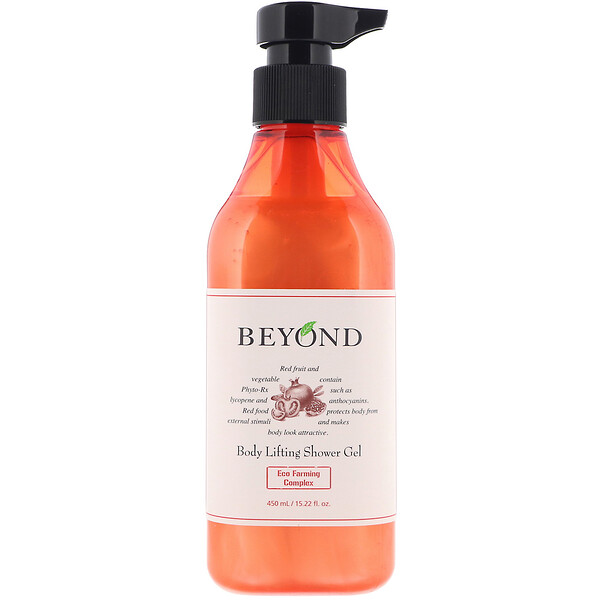Beyond, Body Lifting Shower Gel, 15.22 fl oz (450 ml)