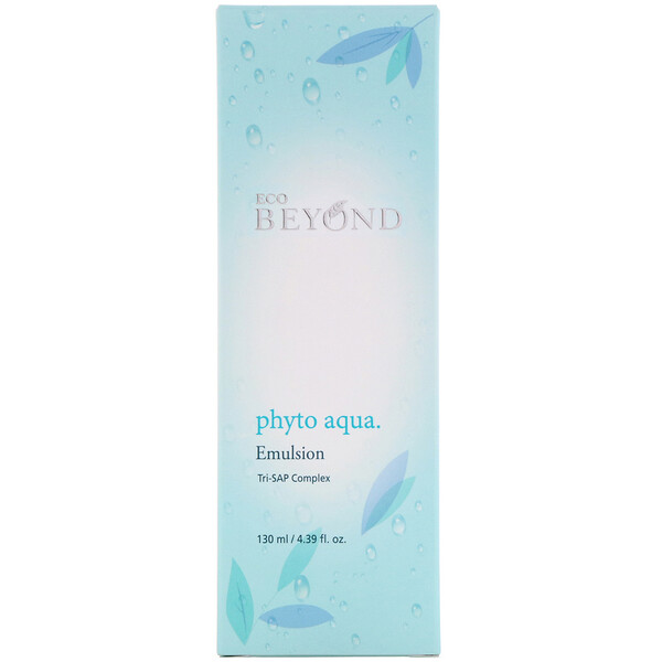 Beyond, Phyto Aqua, Emulsion, 4.39 fl oz (130 ml)