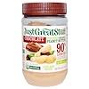 Betty Lou's, Just Great Stuff, Beurre de cacahuète bio en poudre, Chocolat, 180 g