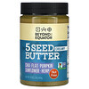 Beyond The Equator, 5 Seed Butter, Creamy, 16 oz (454 g)