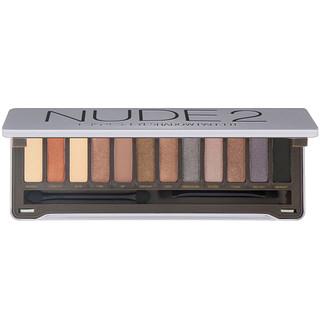 BYS, Nude 2, Eyeshadow Palette, 12 g