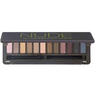 BYS, Nude, Eyeshadow Palette, 12 g