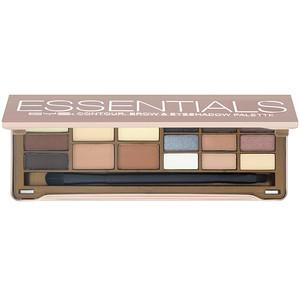 BYS, Essentials, Contour, Brow & Eyeshadow Palette, 15 g отзывы покупателей