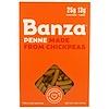 Banza, Penne Chickpeas, Pasta, 8 oz (227 g)