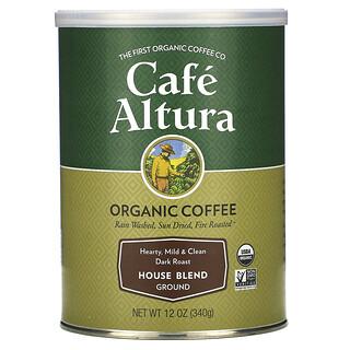 Cafe Altura, Bio Kaffee, Hausmischung, 12 oz (339 g)