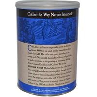 Органический Кофе, Регулярной Обжарки, Без Кофеина 12 унции (339 г) - фото