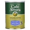 Cafe Altura, Organic Coffee, Regular Decaf,  Medium Roast, Ground, 12 oz (340 g)