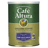 Cafe Altura, Organic Coffee, Dark Roast Decaf, Ground, 12 oz (340 g)