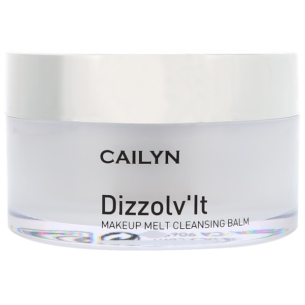Cailyn, Dizzolv'It, Makeup Melt Cleansing Balm, 1.7 oz (50 g) (Discontinued Item)