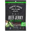 Country Archer Jerky, Beef Jerky, Sweet Jalapeno, 3 oz (85 g)