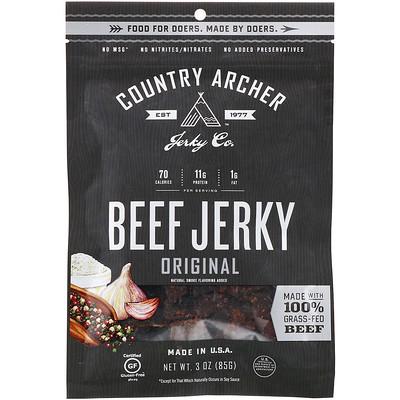 Купить Beef Jerky, Original, 3 oz (85 g)