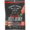 Country Archer Jerky, Вяленая говядина с соусом шрирача, 3 унции (85 г)
