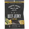 Country Archer Jerky, Beef Jerky, Teriyaki, 3 oz (85 g)