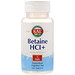 Betaine HCl+, 100 Tablets - изображение