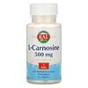 KAL, L-Carnosine, 500 mg, 30 Tablets