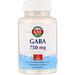 GABA, 750 mg, 90 Tablets - изображение
