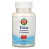 KAL, Think Magnesium L-Threonate, 2,000 mg, 60 Tablets