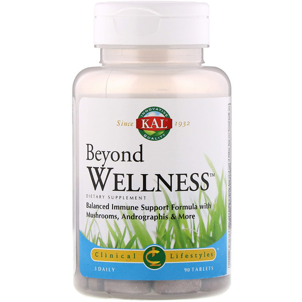 KAL, Beyond Wellness, 90 Tablets