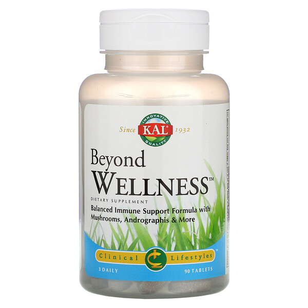 Beyond Wellness, 90 Tablets