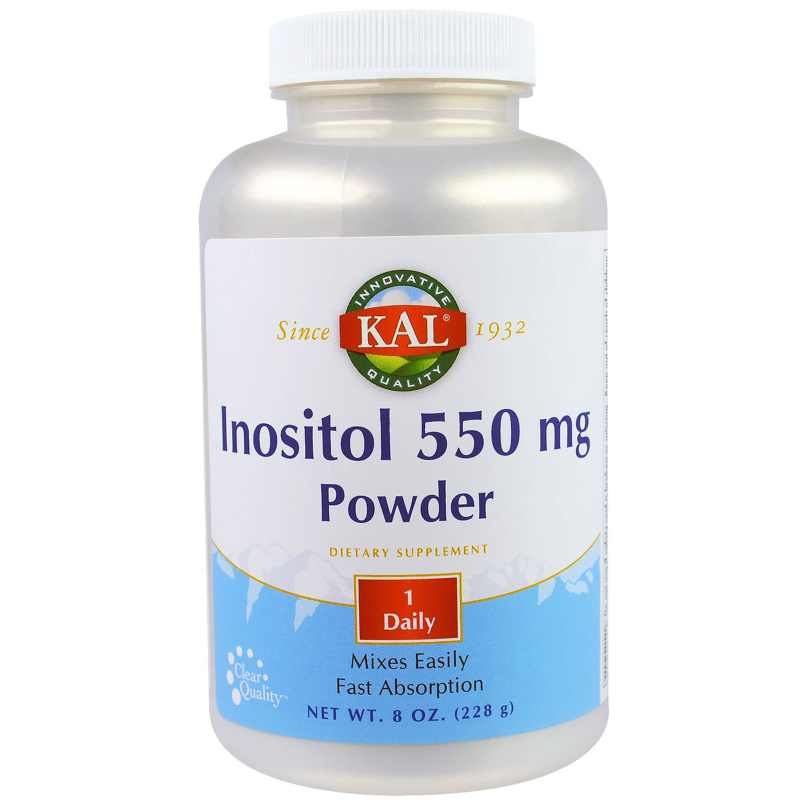 What does inositol do for you
