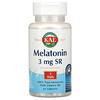 KAL, Melatonin SR, 3 mg, 60 Tablets