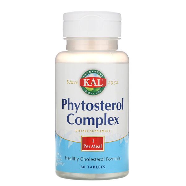 Complejo de Fitoesterol, 60 Tabletas