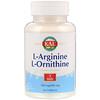 L-Arginine L-Ornithine, 60 Tablets