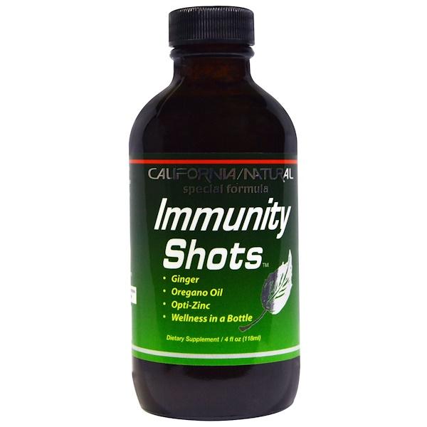 California Natural, Tragos de inmunidad, 118 ml (4 fl oz)