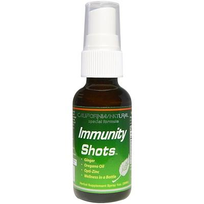 Спрей для повышения иммунитета, 1 унция (30 мл)