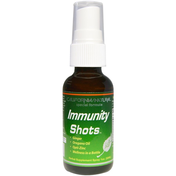 Immunity Shots Spray, 1 oz (30 ml)