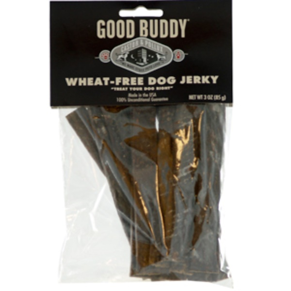 Castor & Pollux, Wheat-Free Dog Jerky, 3 oz (85 g) (Discontinued Item)