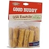 Castor & Pollux, Good Buddy, USA Rawhide, Chicken Flavored Roll, 10 Rolls, 2 in (5.0 cm)