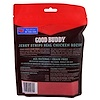Castor & Pollux, Good Buddy, Jerky Strips, Real Chicken Recipe, 4.5 oz (127 g)