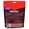 Castor & Pollux, Good Buddy, Prime Patties, Real Turkey Recipe, 4 oz (113 g)