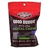 Castor & Pollux, Good Buddy, Dental Chews, Medium Bones, For Dogs, 12 Bones (Discontinued Item)