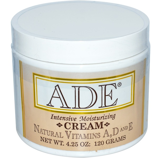 Carlson Labs, ADE Cream, 4.25 oz (120 g) (Discontinued Item)