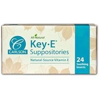 Суппозитории Key•E, 24 успокаивающих суппозитория - фото