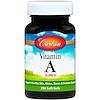 Carlson Labs, Vitamin A, 10,000 IU, 250 Soft Gels