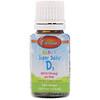 Carlson Labs, Baby's Super Daily D3, 10 mcg (400 IU), 0.35 fl oz (10.3 ml)