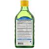Carlson Labs, Kid's Norwegian, Cod Liver Oil, Natural Lemon Flavor, 8.4 fl oz (250 ml)