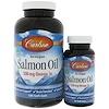 Carlson Labs, Norwegian Salmon Oil, 500 mg, 180 + 50 Free Soft Gels