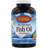 Carlson Labs, The Very Finest Fish Oil, Natural Orange Flavor, 700 mg, 240 Soft Gels